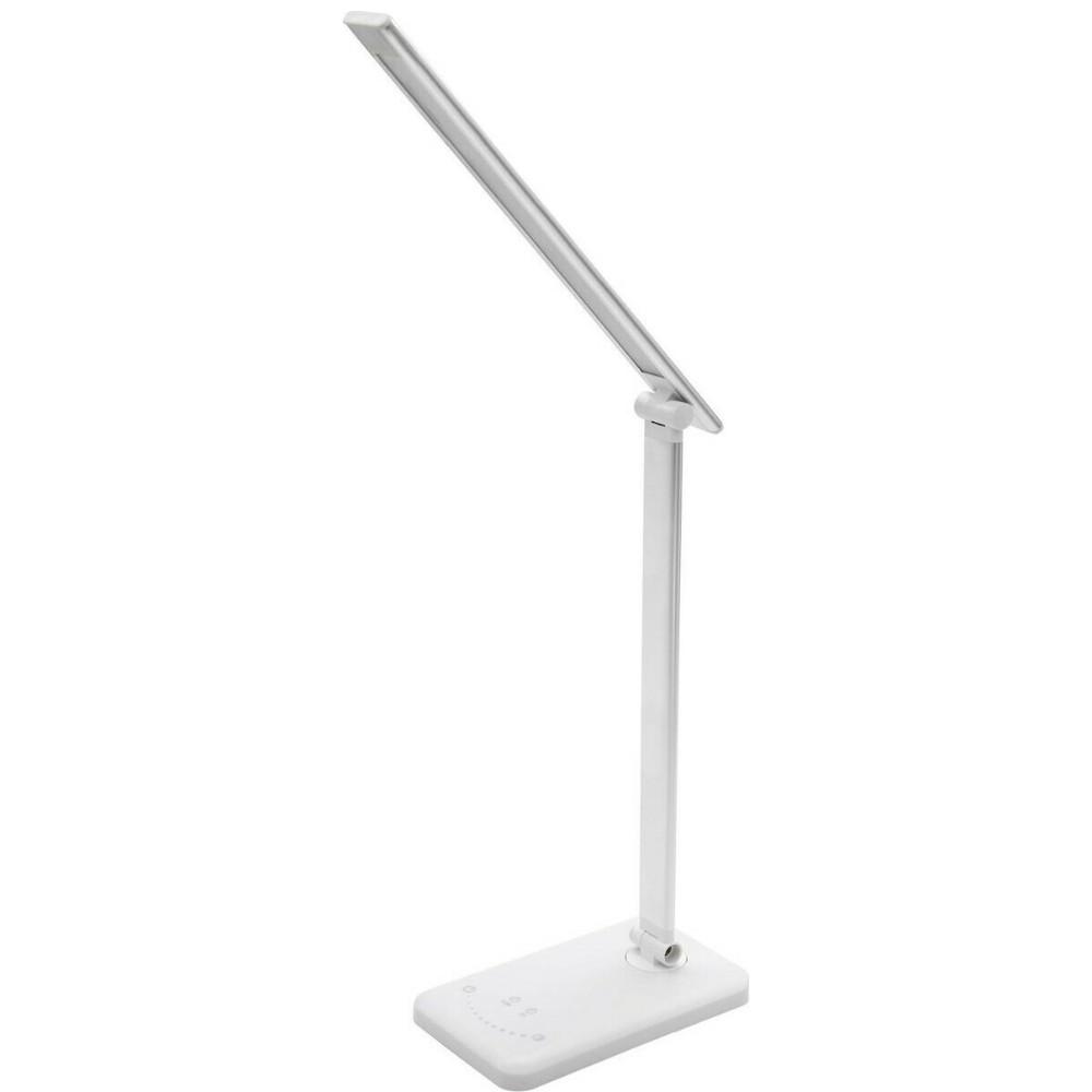 Γραφείου LED Touch 450LM Dimmer Λευκό BPR6500