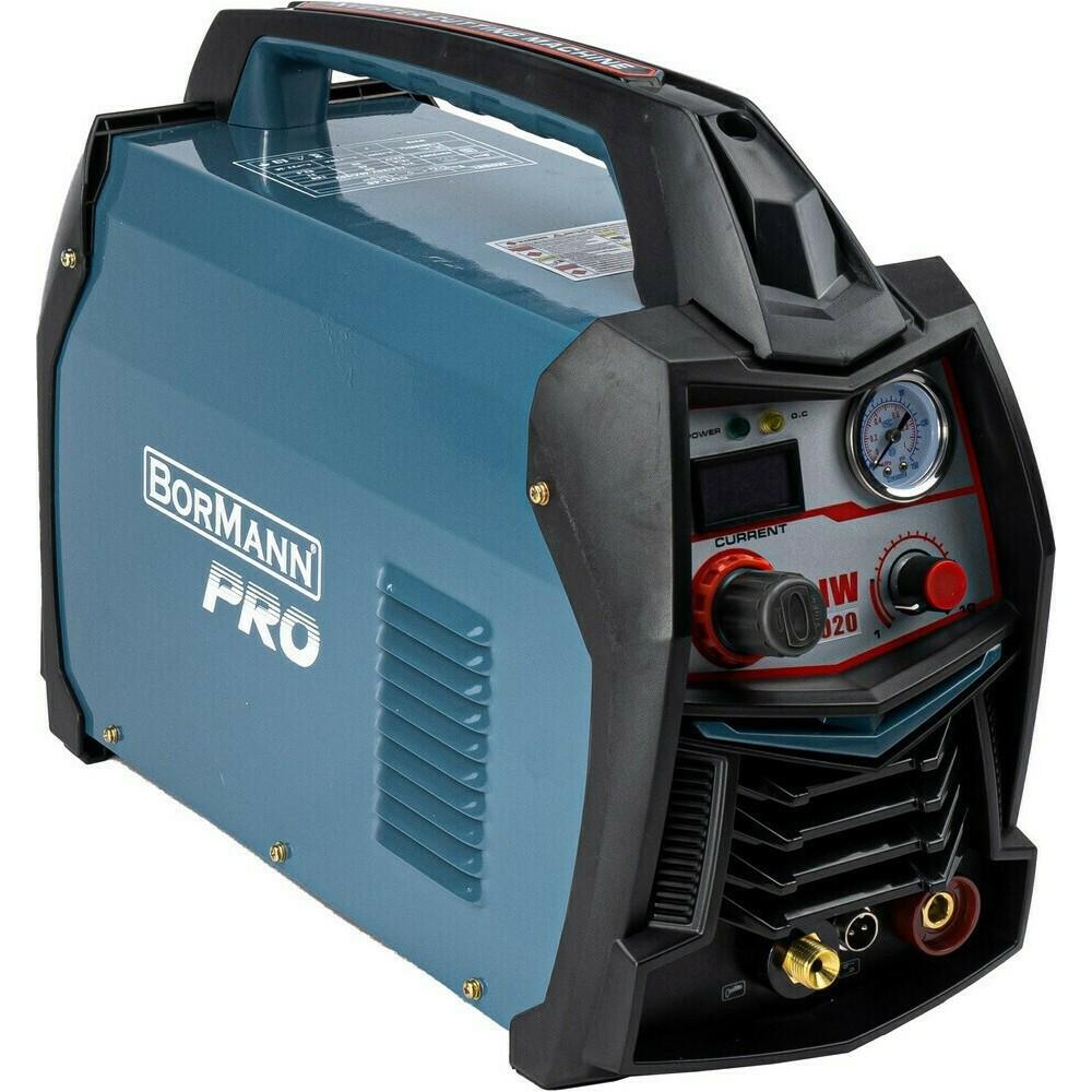 BORMANN BIW4020 Inverter 40A Επαγγελματική Σειρά PRO Plasma Κοπής 022282