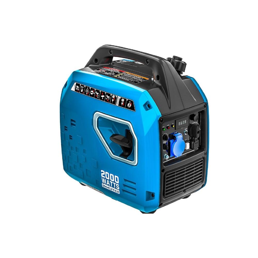 BORMANN Pro BGB2000 034469 Γεννήτρια Βενζίνης Inverter 1900W