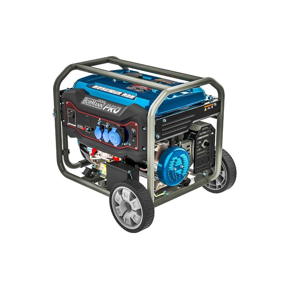 BORMANN Pro BGB8500 034452 Γεννήτρια Βενζίνης 8000W