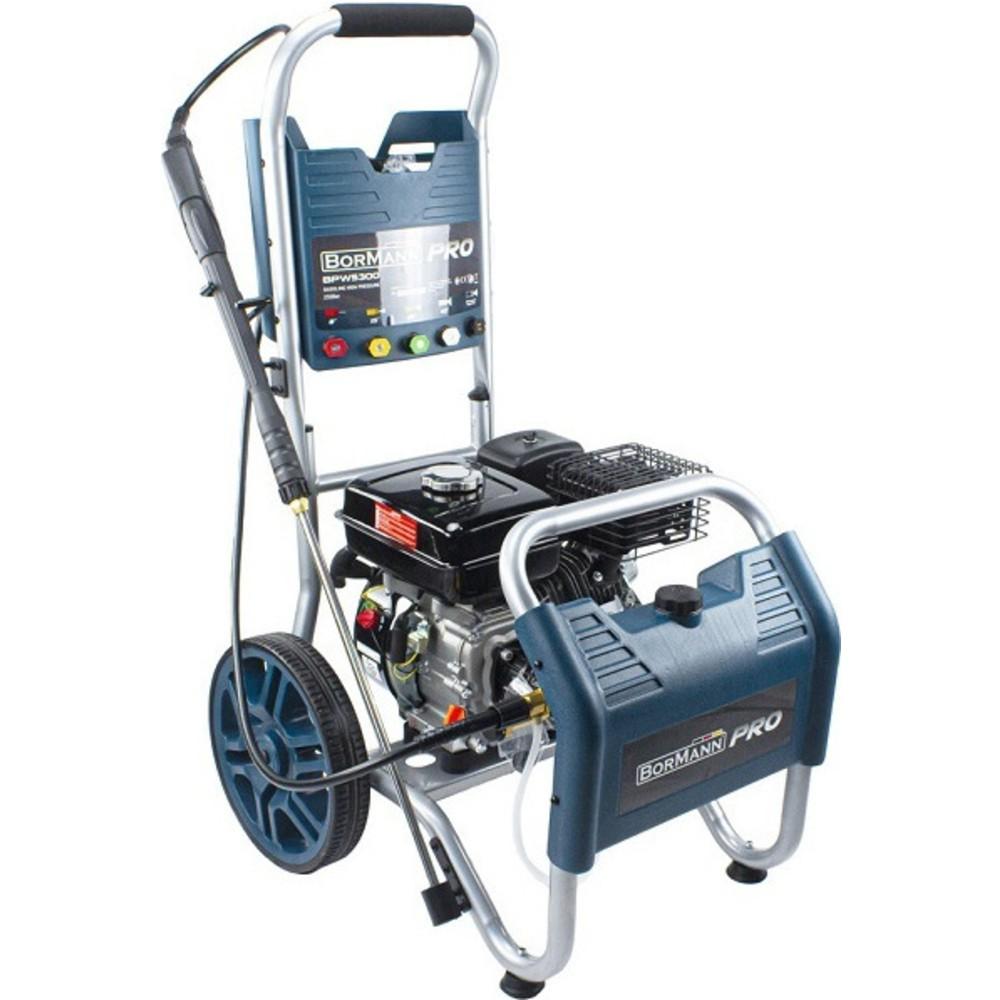 BPW5300 Βενζινοκίνητο Πλυστικό Υψηλής Πίεσης 250bar 208cc ΒΕΝΖΙΝΟΚΙΝΗΤΑ BORMANN PRO 031826