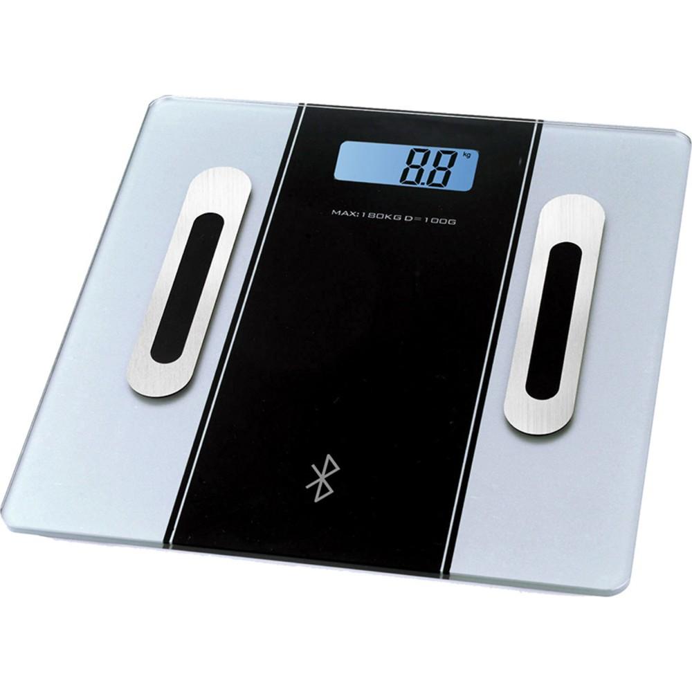 Bormann Ζυγαριά Μπάνιου BWS1800 με Bluetooth