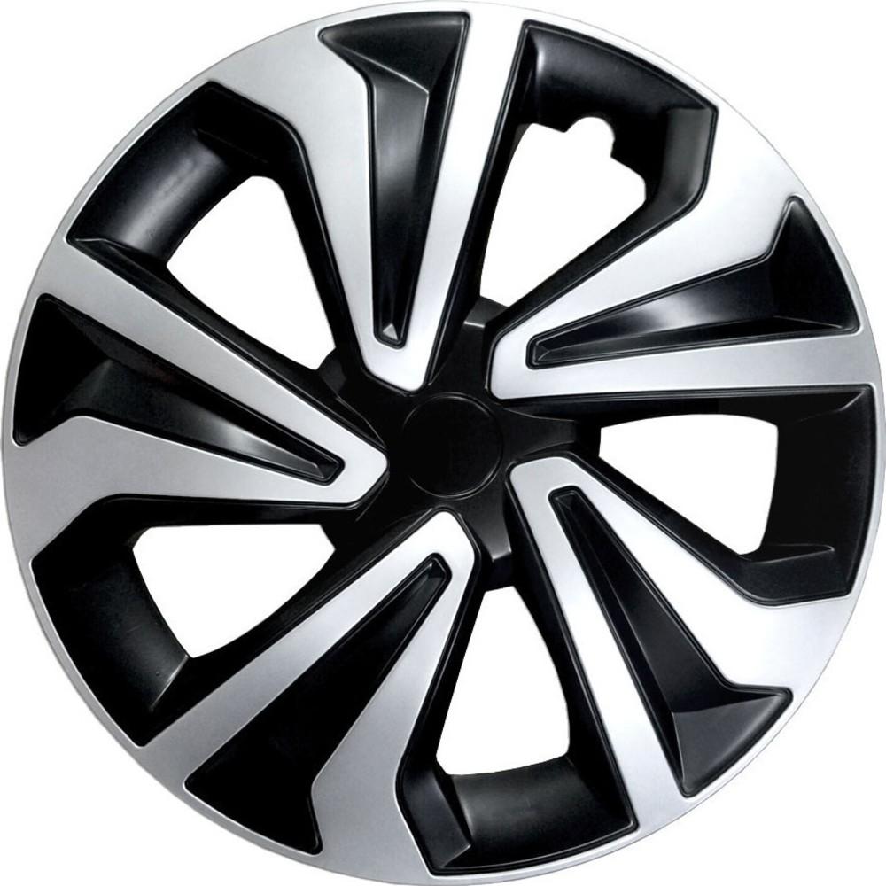 Bormann Σετ Τάσια Αυτοκινήτου Black Rapide Carbon 4τμχ 14 Μαύρο 1
