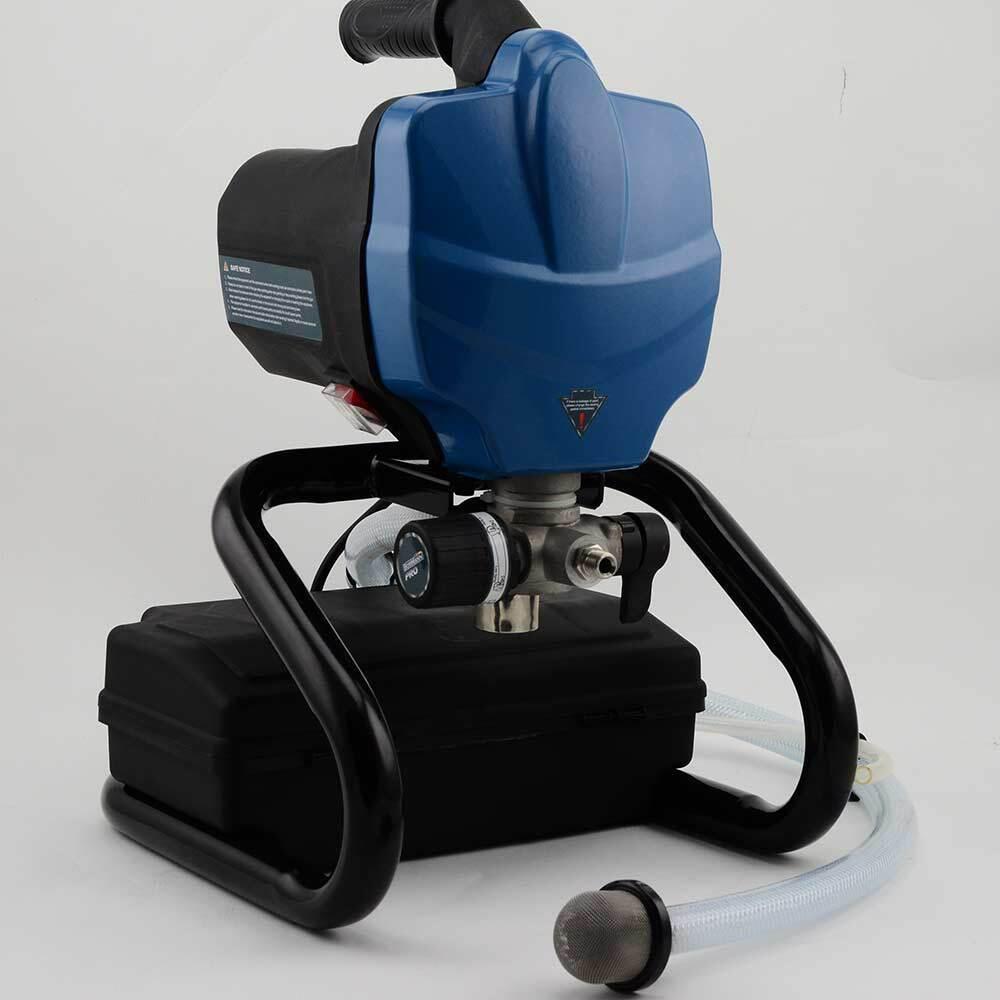 Bormann BAP6500 022930 650W Ηλεκτρικό πιστόλι ψεκασμού 3