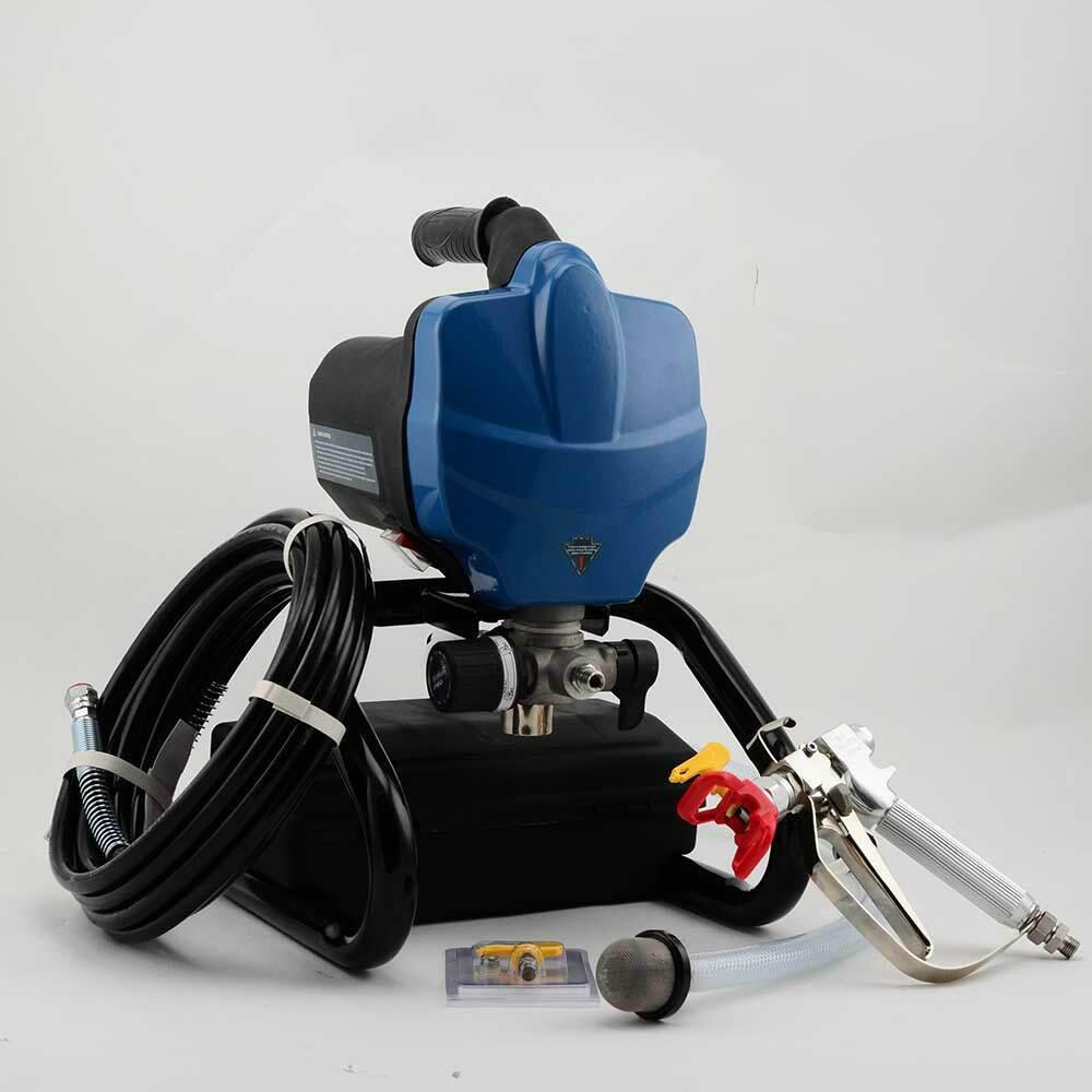 Bormann BAP6500 022930 650W Ηλεκτρικό πιστόλι ψεκασμού 4