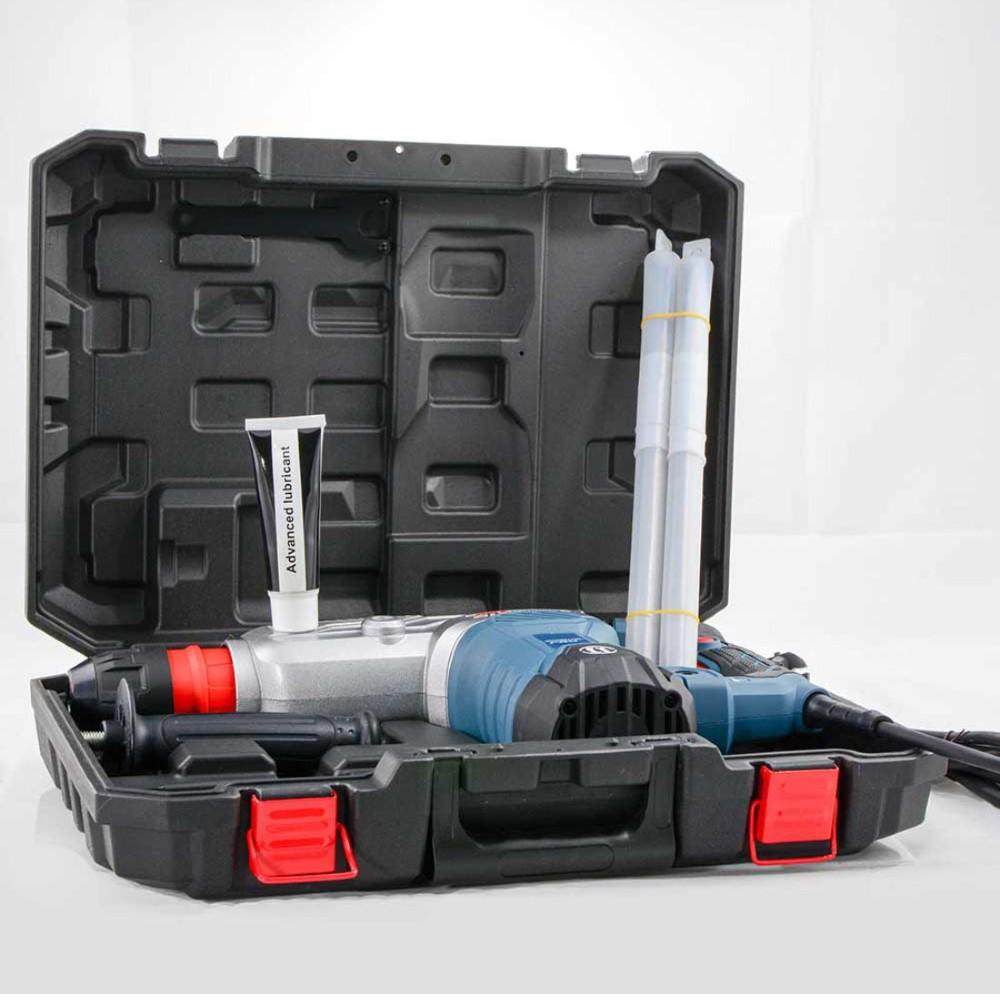 Bormann BPH6500 Pro Κρουστικό Σκαπτικό Ρεύματος 1300W με SDS Max 023197 1