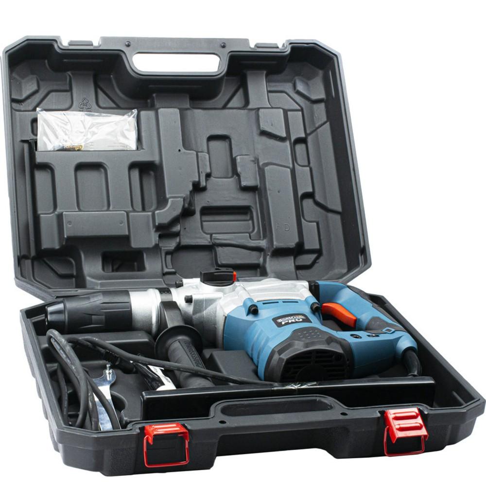 Bormann BPH7500 Pro Κρουστικό Σκαπτικό Ρεύματος 1600W με SDS Max 023180 1
