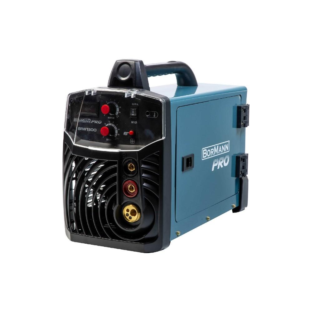 Bormann Pro BIW1300 Ηλεκτροκόλληση INVERTER MIG MMA Σύρματος Ηλεκτροδίου 160A 028277