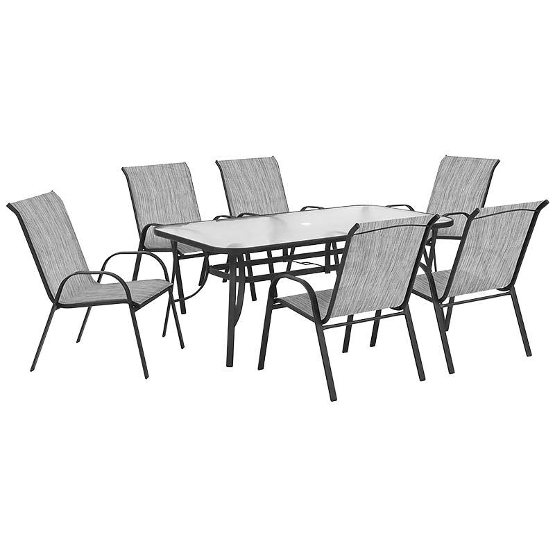εξωτερικου 6 καρεκλες