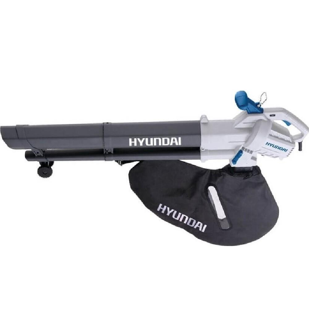 Hyundai HBV 2800EL Φυσητήρας Χειρός Ηλεκτρικός 2800W με Ρύθμιση Έντασης